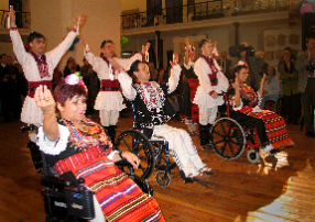 wheel chair performance