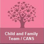 Child and Family Teams/ CANS web page