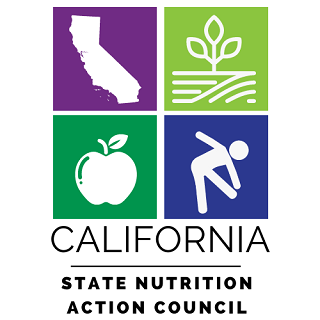 California SNAC Logo with four different colored squares