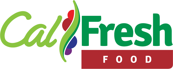 CalFresh Food Text Logo