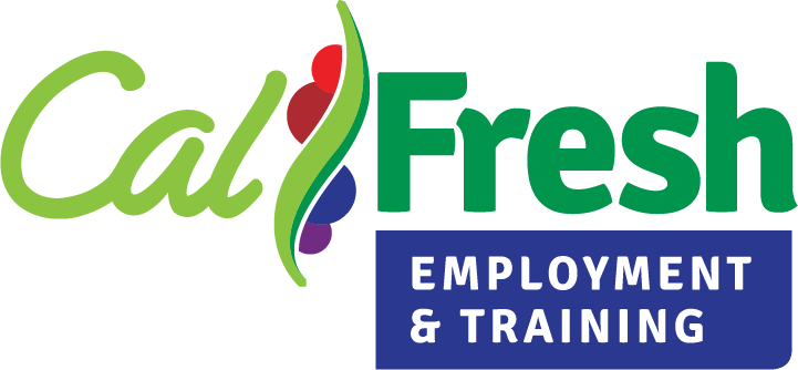 CalFresh_EmploymentTraining Text Logo