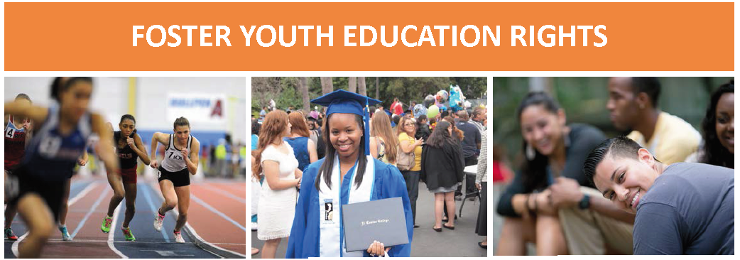 FY Education Rights Banner with Multiple Pictures of Youth