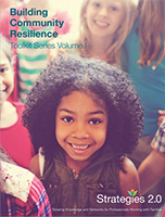 Magazine Cover for Building Community Resilience