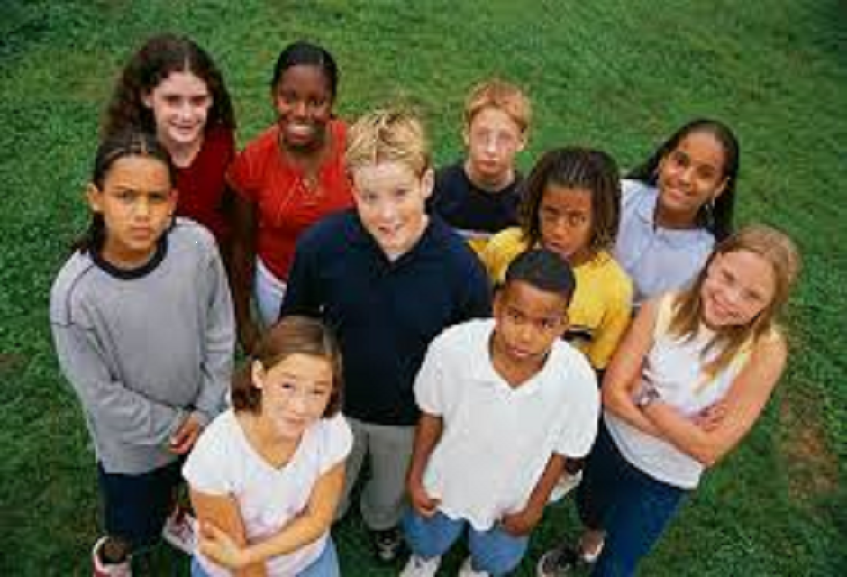 Group photo of kids image
