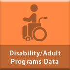 Disability/Adult Programs Data